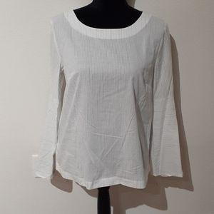Ann Taylor LOFT SM NWT 100% cotton top, $54.50